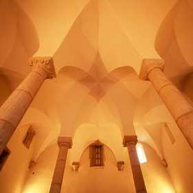 Museu Luso-Hebraico de Abraham Zacuto - SinagogaOrt: TomarFoto: José Manuel