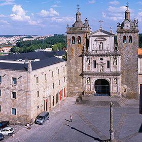 Sé Catedral de ViseuМесто: Viseu