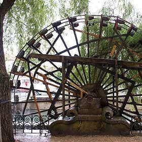Roda do NabãoLocal: TomarFoto: Luís Pavão