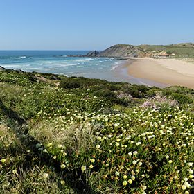 Praia da AmoreiraLugar AljezurFoto: Shutterstock_Filipe Varela
