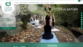 Madeira Islands launches websites for Active Tourism and Spas