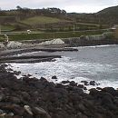 Zona Balnear da Salga&#10Lugar Ilha Terceira - Açores&#10Foto: ABAE