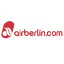 Air Berlin logo&#10Photo: Air Berlin