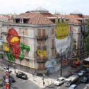 Os Gêmeos&#10Lieu: Lisboa&#10Photo: Leonor Viegas 2010