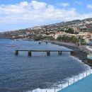Zona Balnear das Palmeiras&#10Lugar Santa Cruz - Madeira&#10Foto: ABAE