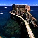 Fortaleza de São João Baptista&#10Lugar Berlengas&#10Foto: José Manuel
