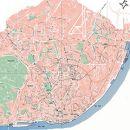 Mapa de Lisboa&#10Lieu: Lisboa&#10Photo: Mapa de Lisboa
