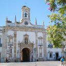Arco da Vila em Faro&#10Luogo: Faro&#10Photo: Turismo do Algarve