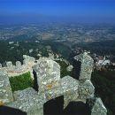 Castelo dos Mouros - Sintra&#10Plaats: Sintra