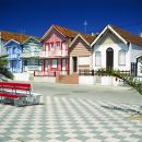 Costa Nova Houses_Aveiro&#10Place: Nova Houses_Aveiro&#10Photo: shutterstock_alexilena