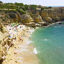 Praia da Coelha&#10Foto: Helio Ramos - Turismo do Algarve