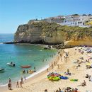 Praia do Carvoeiro&#10写真: Helio Ramos - Turismo do Algarve