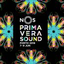 NOS Primavera Sound 2018&#10Local: Porto
