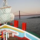 Nosso Tejo - Lisbon Traditional Boats - Sightseeing Cruises&#10Place: Lisboa&#10Photo: Nosso Tejo - Lisbon Traditional Boats - Sightseeing Cruises