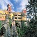 Palácio da pena&#10Local: Sintra&#10Foto: Antonio Sacchetti