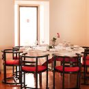 Restaurante da Pousada Castelo de Alcácer do Sal&#10Local: Alcácer do Sal&#10Foto: Entidade Regional de Turismo do Alentejo