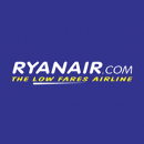 Ryanair logo&#10Photo: Ryanair