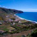 Baía da Praia Formosa&#10Lugar Ilha de Santa Maria - Açores&#10Foto: Turismo dos Açores