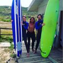 SurfNature-School&#10Plaats: Odemira&#10Foto: SurfNature-School
