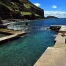 Piscinas do Carapacho&#10Plaats: Ilha Graciosa&#10Foto: Publiçor