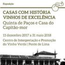 Case con Storia - Vini di Eccellenza: Quinta de Paços e Casa do Capitão-mor&#10Luogo: https://www.facebook.com/CIPVV/photos/gm.222520424956571/1544614402295898/?type=3&theater