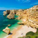 Praia da Marinha&#10Lugar Lagoa&#10Foto: Shutterstock_AG_Simon Dannhauer