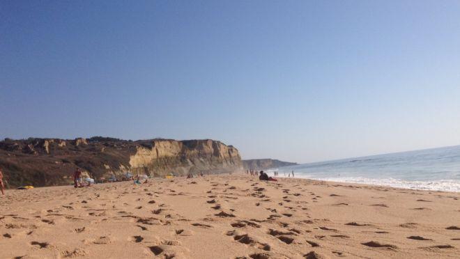 Praia do Rio da Prata - Meco