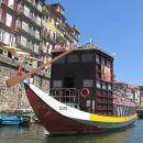 Douro river-Cais da Ribeira